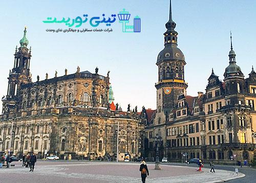 شهر درسدن آلمان