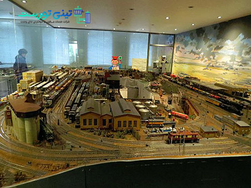 موزه اسباب بازی نورنبرگ کشور آلمان
