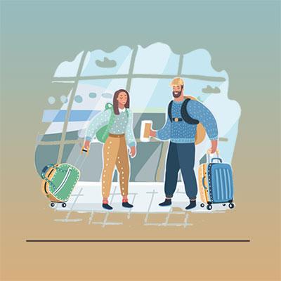 اسناد و مدارک مورد نیاز در فرودگاه