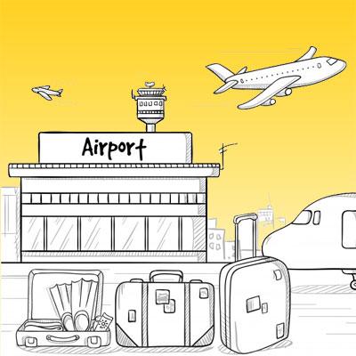 لیست فرودگاه های بین المللی ایتالیا