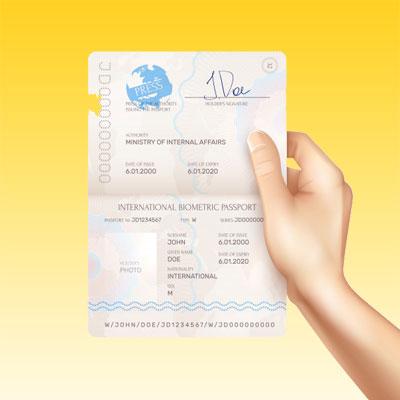 گذرنامه | سند سفر چیست